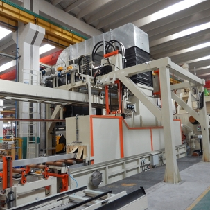 Aluminum processing equipment
